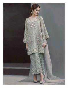 ideas crochet lace dress projects for 2019 Kebaya Lace, Kebaya Hijab, Kebaya Dress, Kebaya Muslim, Muslim Dress, Batik Fashion, Hijab Fashion, Fashion Dresses, Mode Batik