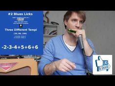 Blues Lick Video #2-Yonberg-Lone Wolf Blues Compagny-BEIJA JEANZAC - YouTube Guitar Scales, Guitar Chords, Harmonica Lessons, Lone Wolf, Harp, Musical Instruments, Guitars, Sheet Music, Musicals