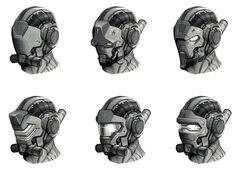 concept helmet - Google 검색