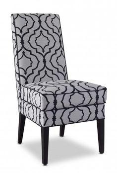 "346 Roland Side Chair - 43"" High"