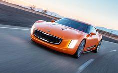 Concept Cars | GT4 Stinger, Soul'ster, & Pop | Kia Cars