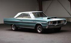 1966 Dodge Coronet 440 Two-Door Hardtop