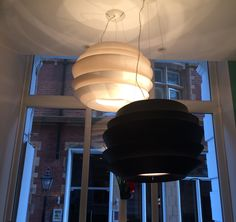 Here comes the sun!  The incredible Soleil pendant from Foscarini was designed by Spanish designer Vicente Garcia Jimenez. I spotted two of them in a restaurant in London and had to run in and take some photos. My kind of sight-seeing.