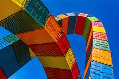 Ocean Freight Services World Trade Center, Mobile Storage Units, Bollinger Bands, Le Cloud, Back Up, Sites Touristiques, Le Havre, How To Get Money, Istanbul