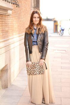 Falda Camel | La Chimenea de las Hadas | Blog de Moda y Lifestyle|