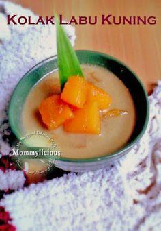 Momylicious Kolak Labu Kuning Makanan Dan Minuman Resep Labu Kuning Resep Makanan