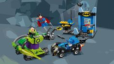 Batman™ & Superman™ vs. Lex Luthor™