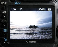 Get perfect shots using your histogram