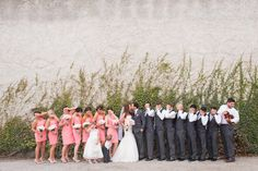 A PINK AND GOLD, LACE AND FLORAL WEDDING IN CALIFORNIA - Glitter & Lace Wedding Blog