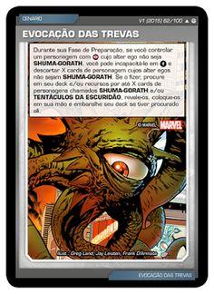Fabian Balbinot - MagicJebb: Marvel Battle Scenes - Traga o poderoso Shuma-Gora...