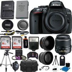 Nikon Digital Slr Camera Lens Kit W/ Amazing Value Dslr Nikon, Cameras Nikon, Nikon Coolpix, Dslr Lenses, Leica Camera, Spy Camera, Canon Lens, Film Camera, Dslr Photography Tips
