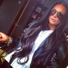 Darkest Brown Amazing Hair can be achieve with our Extensions | Full Head Remy Clip in Human Hair Extensions - Darkest Brown (#2) | Shop Now: http://www.cliphair.co.uk/26-Inch-Full-Head-Set-Clip-In-Hair-Extensions-Darkest-Brown-2.html