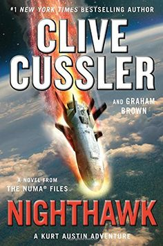 NIGHTHAWK de Clive Cussler and Graham Brown