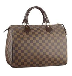 damier divine canvas speedy 30