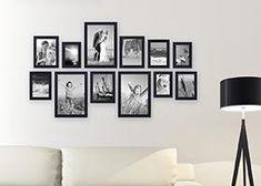 8er Set Bilderrahmen in vielen Stilen und Größen