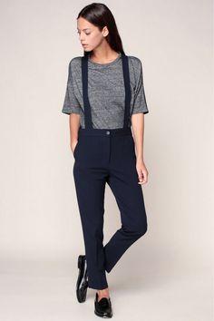 1da2b2a94550e 18 meilleures images du tableau bretelles femmes   Suspenders women ...
