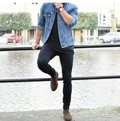 Welcome to Betty Krislav's blog: Casual Style- For men