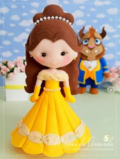 Belle Disney Princess & the Beast  - Beauty & the Beast