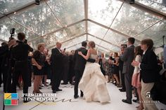 Love is in the air @ this Fort Eerie wedding! premiereventtent.ca