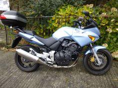 HONDA CBF 650 cc - http://motorcyclesforsalex.com/honda-cbf-650-cc/