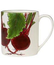 Beetroot Allotment Mug