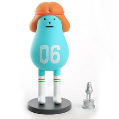 Sticky Monster Lab : M06 Hipper - <p><!-- miva_nodisplay //-->Sticky Monster Lab is a Creative Studio in Korea, founded in 2007 by 3 founding members from each different field (Motion graphic, Illustration and Festival managing) and now a Figure artist has joined on board as another official member.<p>Sticky Monster Lab�s each member have their own profound experience and know-how, which is why the relation between them create the positive synergy effect and its unique and various strength…