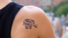 #Simple Tattoos for Girls Who Don't Want Anything Too Intense ...
