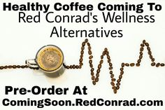 A #healthy #coffee you'll love. A coffee that has #healthbenefits