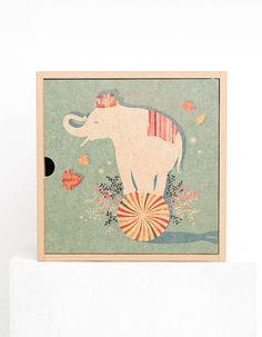 서커스 – 코끼리