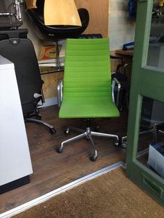 Herman Miller Charles Eames Ali Chair Retro Vintage Not Vitra Original Miller
