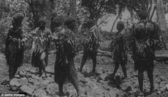 Cannibal Cannibals with cutlery: The macabre nineteenth century Fijian forks used by tribesmen to eat the bodies of rival warriors Fiji People, Fiji Culture, West Papua, Fiji Islands, Image Types, African History, Forks, Macabre, Ancestry
