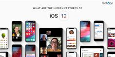 iOS 12 is one of the most talked about and the most discussed aspect from the #WWDC 2018, and truly it is going to transform the way our iOS apps look and work currently. Whether it is Memoji, screen time or...wait wait...curious to know further??? Why don't you read this blog and explore the number of HIDDEN features of #iOS 12...