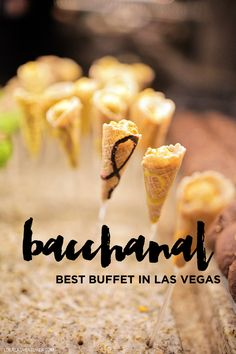Bacchanal Buffet - the Best Buffet in Las Vegas. #4 Top Holiday Meal Roast Suckling Pig (Cantonese style) @Caesars Palace Buffet Has 600+ items