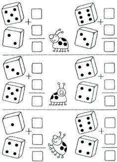 fichas de soma matematica 3                                                                                                                                                     Más