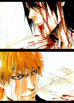 BLEACH: Everything but the rain by ~Sideburn004 on deviantART