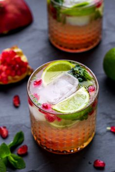 Pomegranate-Mojito-Cocktail-recipe-1