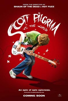 Scott Pilgrim vs the World Movie Poster Print (27 x 40) - Item # MOVCB63790 - Posterazzi