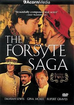 DVD: The fabled Forsyte family saga continues. Fluer, the daughter of Soames and Annette, and Jon, the son of Irene and Jolyon, meet by chance as youngsters. A decade later, they meet again and fall instantly - and disasterously - in love. This era in the saga of the privileged Forsytes unfolds amid the gaiety and social upheaval of the 1920's, the dawn of the modern age.