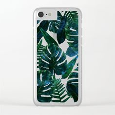 Shop clear iphone cases, for iPhone X, iPhone iPhone 7 & iPhone 6 models, featuring brilliant patterns and designs on frosted, transparent shells - created by thousands of artists from around the world. Iphone 6 Models, Iphone 8, Iphone Cases, Patterns In Nature, Buy Art, Smartphone, Fancy, Palm, Gifts