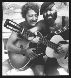 Dustin Hoffman and Shel Silverstein -my fave people :P