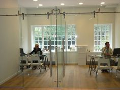 Avanti Systems USA: Freestanding Glass Partitions, Demountable Partition Wall, Glass Enclosures, Freestanding Glass