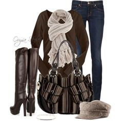 Fall Fashion Outfits 2012 | Autumn Harvest | Fashionista Trends