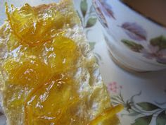 Through My Kitchen Window: Orange Marmalade The Old Fashioned Way. Orange Marmalade Recipe, Lemon Marmalade, Jam Recipes, Recipies, Dandelion Jelly, Vintage High Tea, Preserves, Macaroni And Cheese, Old Things
