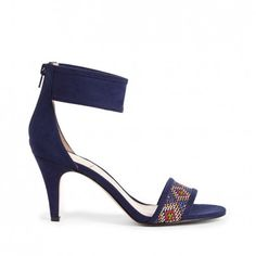 Mid Heel Sandal | Vanya by Sole Society