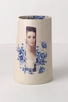 Vase by Adam Harvey ~ part of His ceramic collection