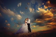 Marek Koprowski, Wedding Pictures, outdoor session, love, sunset
