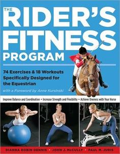The Rider's Fitness Program: 74 Exercises & 18 Workouts Specifically Designed for the Equestrian - Tap the pin if you love super heroes too! Cause guess what? you will LOVE these super hero fitness shirts! Fitness Workouts, Fitness Motivation, Fitness Tips, Health Fitness, Workout Routines, Fun Workouts, Fitness Plan, Workout Exercises, Fitness Goals