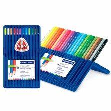 Staedtler Crayons de Couleur Ergosoft 157