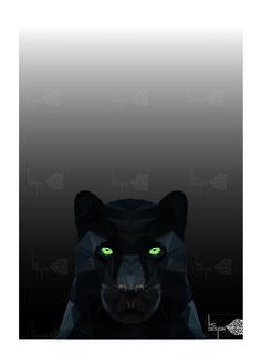 Panther - www.facebook.com/ihcdesigns