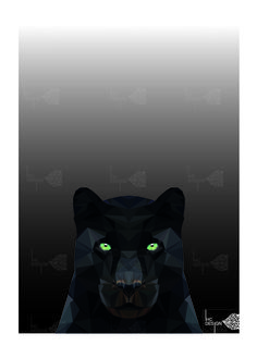 Panther - www.facebook.com/ihcdesigns